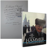 The world of Armand Hammer.Text and Photographs by John Bryson