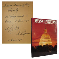 Washington a picture book to remember her by